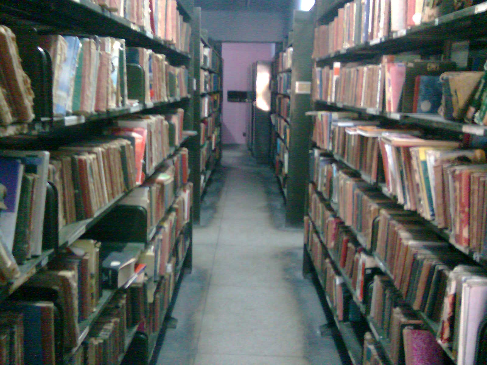District Library Bhiwani
