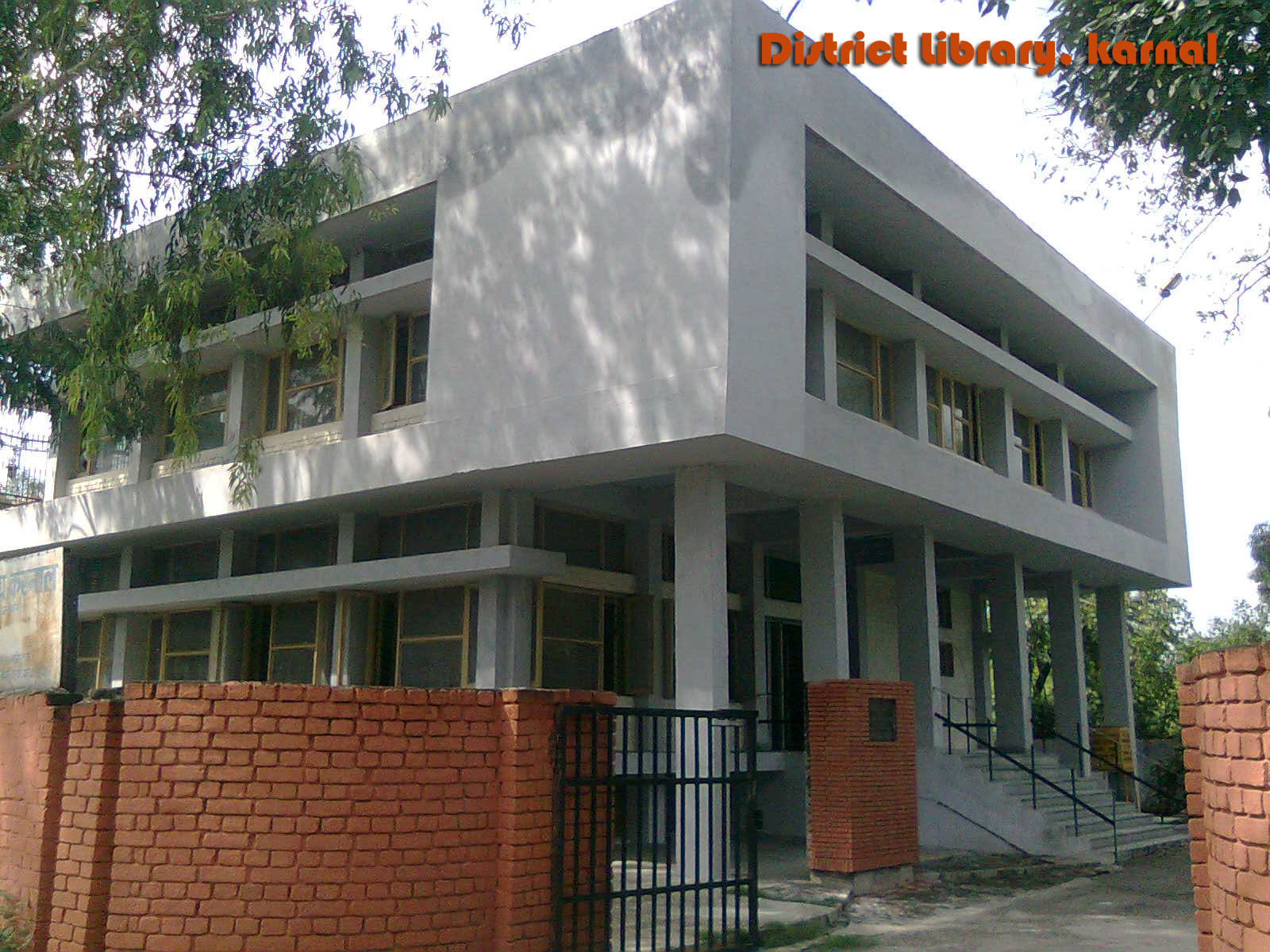 District Library Karnal